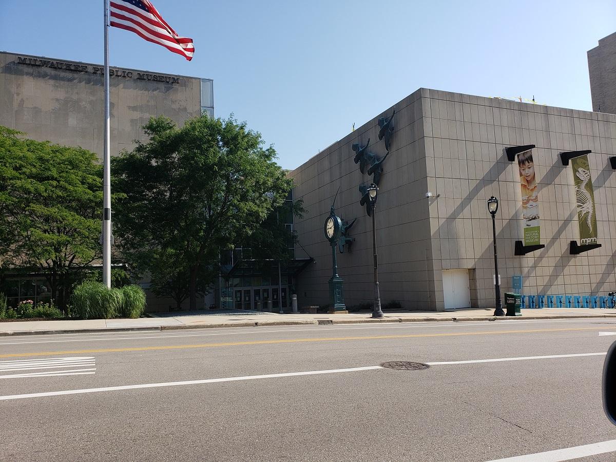 The Milwaukee Public Museum